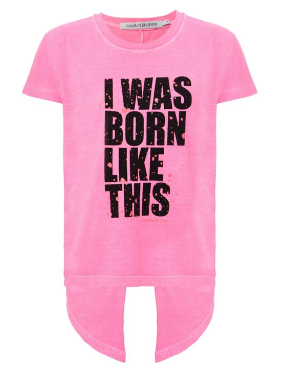 Blusa-Mc-Ckj-I-Was-Born-Like-This---Rosa-Fluor-