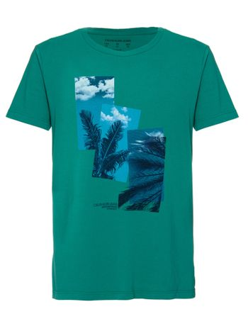 Camiseta-Ckj-Palmeras---Verde-