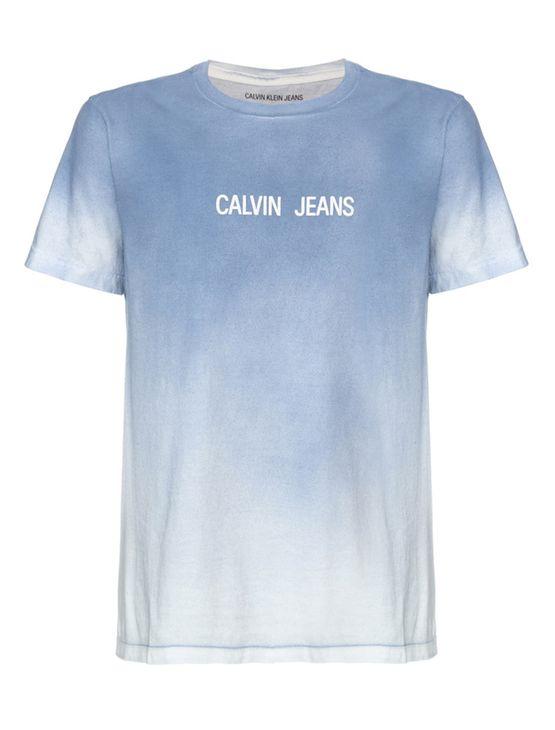 Camiseta-Ckj-Logo-Degrade---Indigo-