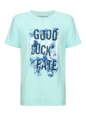 Camiseta-Ckj-Good-Luck-Fate---Verde-Claro-
