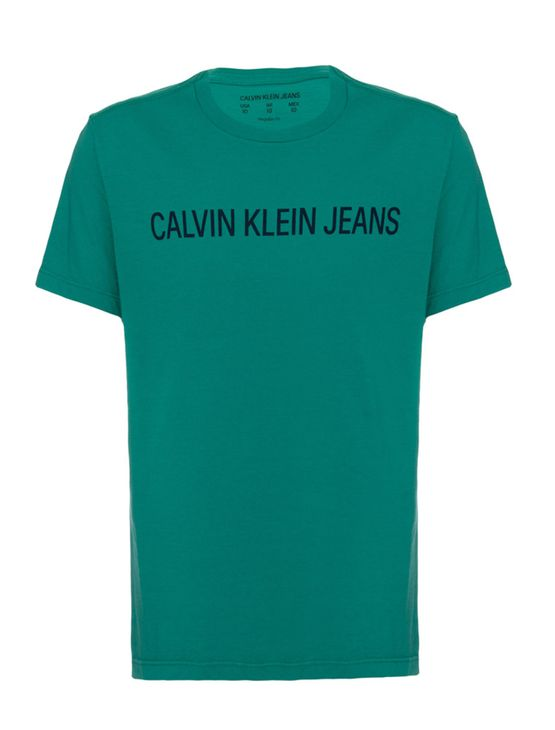 Camiseta-Ckj-Logos---Verde-