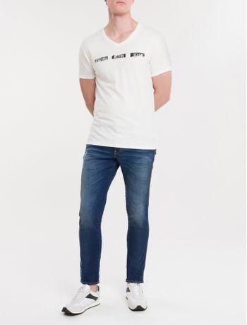Camiseta-Ckj-Mc-Est-Logo-Pintura---Off-White-