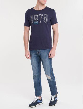 Camiseta-Ckj-Mc-Est-Summer-Time---Marinho-