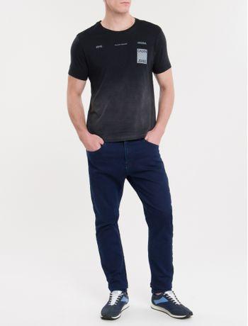 Camiseta-Ckj-Mc-Est-The-Jeans-Trademark---Preto-