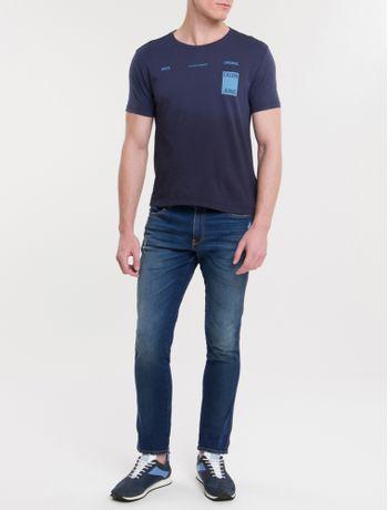 Camiseta-Ckj-Mc-Est-The-Jeans-Trademark---Marinho-