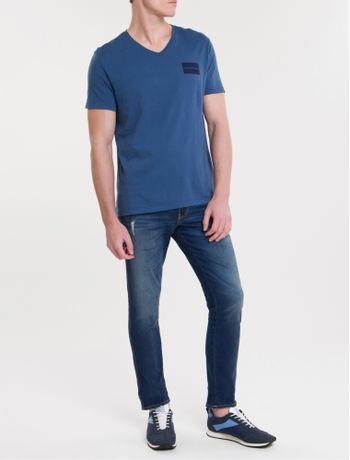 Camiseta---Azul-Escuro-