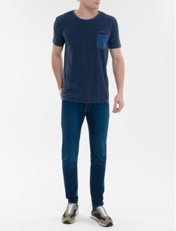 Camiseta-Ckj-Mc-Listrada-C--Bordado-Logo---Indigo-