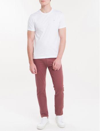 Camiseta-Slim-Flame-Calvin-Klein---Branco-2-