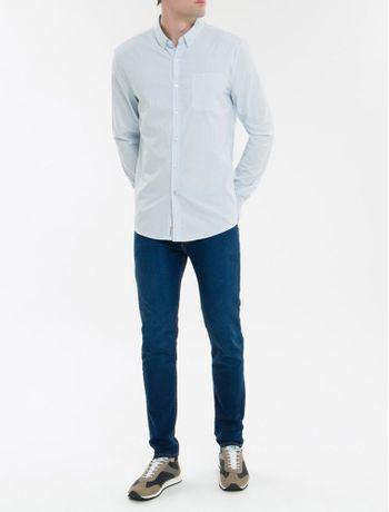 Camisa-Ml-Ckj-Masc-Listrada-Com-Bolso---Azul-Claro-