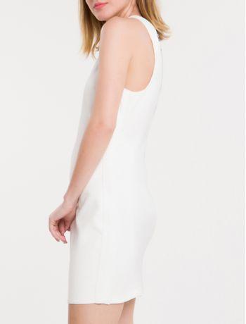 Vestido-S-M-Pespontos-Nas-Laterais---Off-White-
