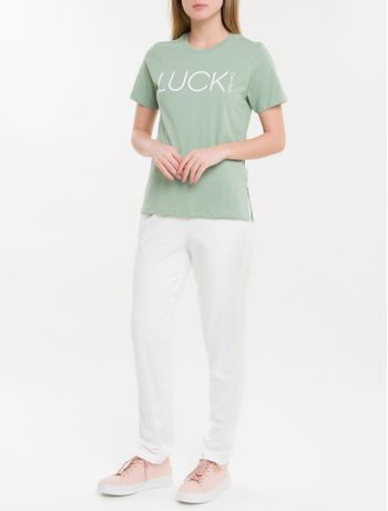 Camiseta-Baby-Look-New-Year-Luck---Verde-Claro-