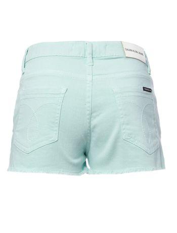 Shorts-Color-Cintura-Alta-Five-Pockets---Verde-Claro-