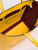 Bolsa-Ckjj-Fem-Ew-Tote---Amarelo-Ouro-