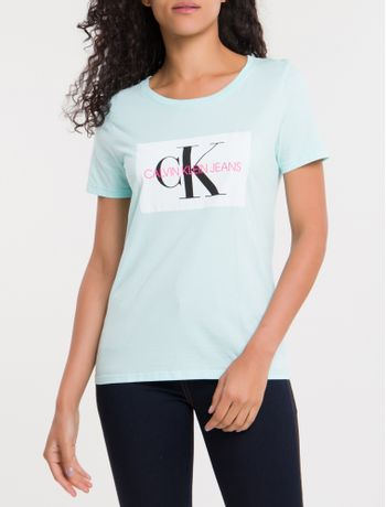 Blusa-Ckj-Fem-Mc-Re-Issue---Verde-Claro
