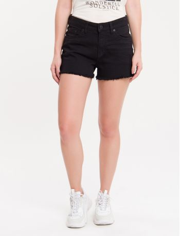 Shorts-Color-Five-Pockets---Preto