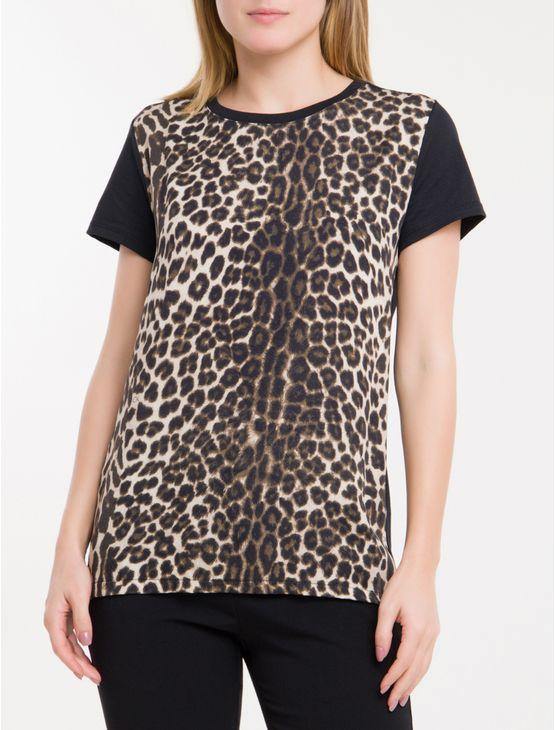 Camiseta-Estampada-Calvin-Klein---Camurca