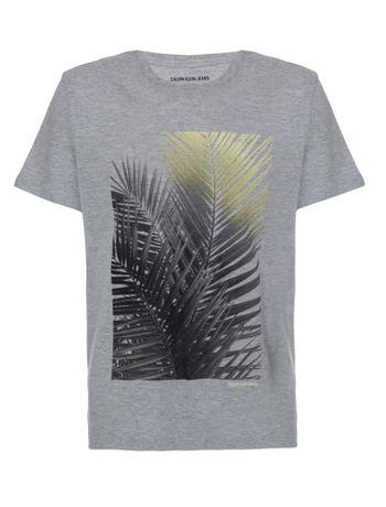 Camiseta-Ckj-Mc-Est-Folha-Coqueiro---Mescla-