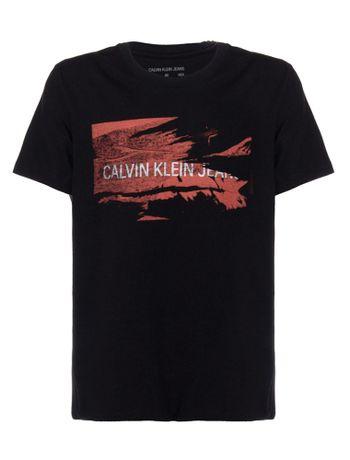 Camiseta-Ckj-Mc-Est-Calvin-Rasgado---Preto-