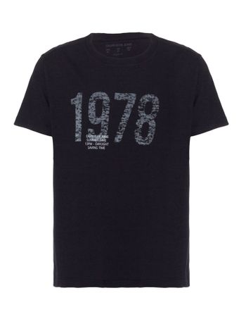 Camiseta-Ckj-1978-Summer-Time---Preto-