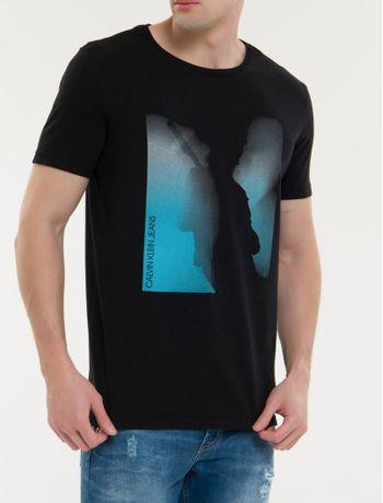 Camiseta-Ckj-Mc-Est-Logo-Musical---Preto