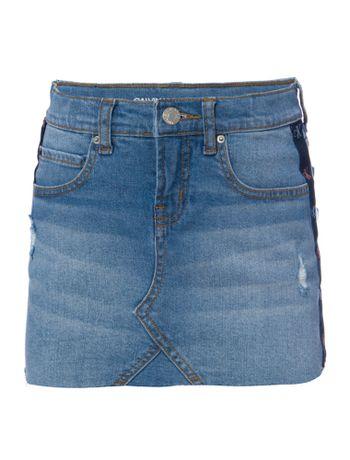 Saia-Jeans-Five-Pockets---Azul-Claro-