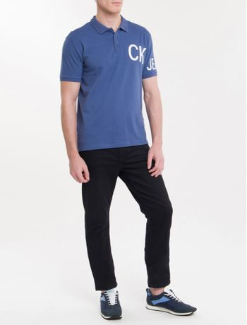 Polo-Ckj-Mc-Silk-Ck-Jeans---Azul-Escuro