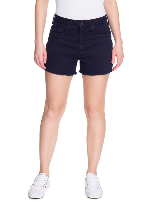 Shorts Color Five Pockets - Azul Marinho
