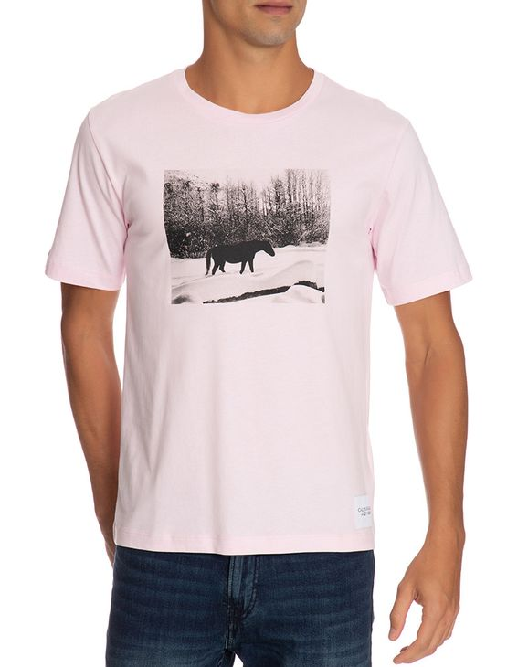 T-Shirt-Ckj-Masc-Mc-Andy-Warhol-Landscap---Rosa-Claro