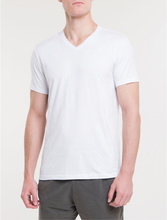 Camiseta-Ckj-Mc-Dec-V-Essentials---Branco-2