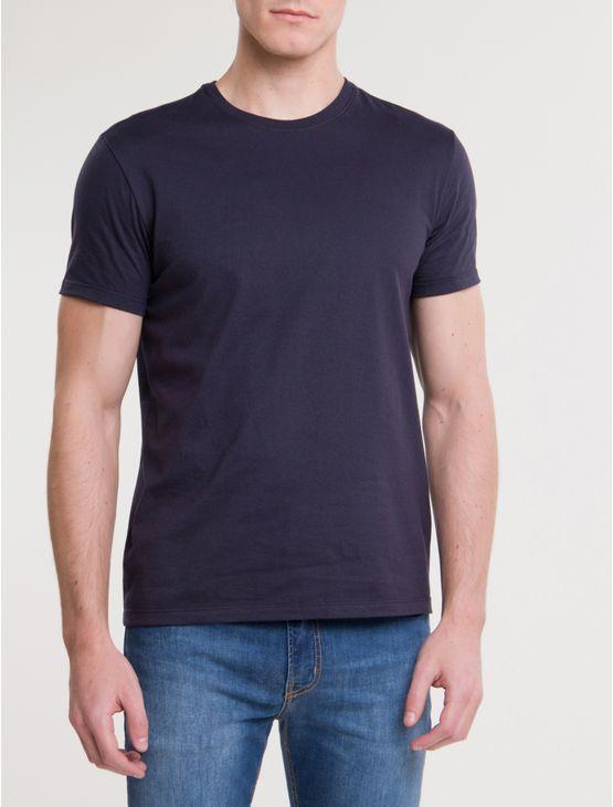 Camiseta-Ckj-Mc-Essentials---Marinho