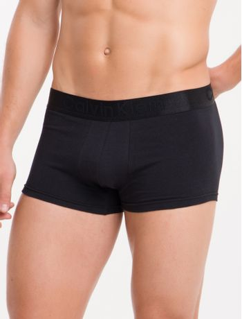 Cueca-Low-Rise-Trunk-Cotton-Black---Preto