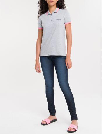 Polo-Ckj-Logo-Calvin-Jeans-Friso-Duplo---Mescla