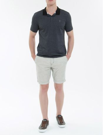 Polo-Ckj-Mc-Termocolante-Calvin-Jeans---Preto