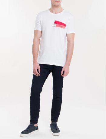 Camsieta-Slim-Calvin-Klein-True-Vision---Branco-2