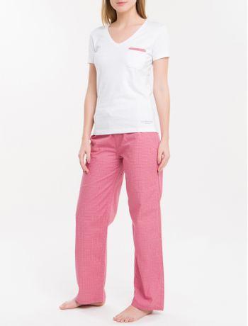 Pijama-M-C-Calca-Tricoline-Xadrez---Branco-2