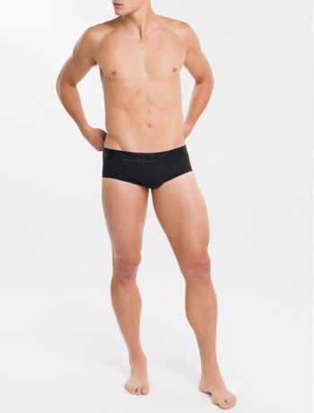Cueca-Brief-Cotton-Black---Preto