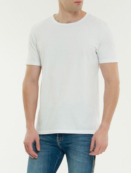 Camiseta Ckj Mc Est American Tour - Branco 2