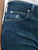 Calca-Jeans-Fem-Five-Pockets-High-Rise-Skinny---Azul-Escuro
