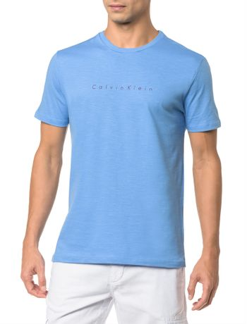 Camiseta-Regular-Estampa-Calvin-Klein