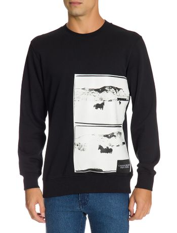 Casaco-Ckj-Masc-Ml-Andy-Warhol-Landscape---Preto
