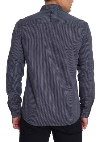 Camisa-Ml-Ckj-Masc-Listrada-Silk-Logo---Preto