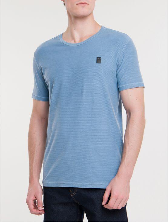Camiseta-Ckj-Mc-Listrado-ContinuoIndigo