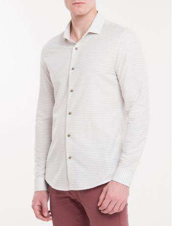 Camisa-Slim-Mg-Longa-Linen-Listrado---Gelo