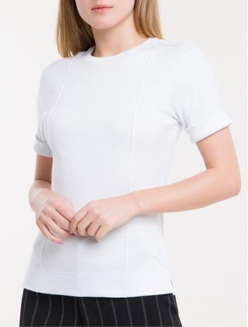 Camiseta-Recortes-Calvin-Klein---Branco-2