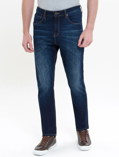 Calça Jeans Five Pockets Ckj 037 Relaxed Straight