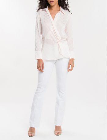 Camisa-Poa-Devore-Calvin-Klein---Branco-2