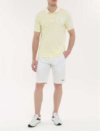 Polo-Ckj-Mc-Silk-Ck-Jeans---Amarelo-Claro