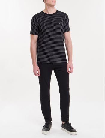 Camiseta-Slim-Listras-Hype---Preto
