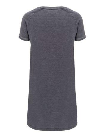 Vestido-Malha-Ckj-Devore-Silk-Neon---Preto