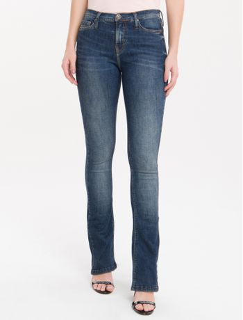 Calca-Jeans-Five-Pockets-Ckj-042-Kick-Flare